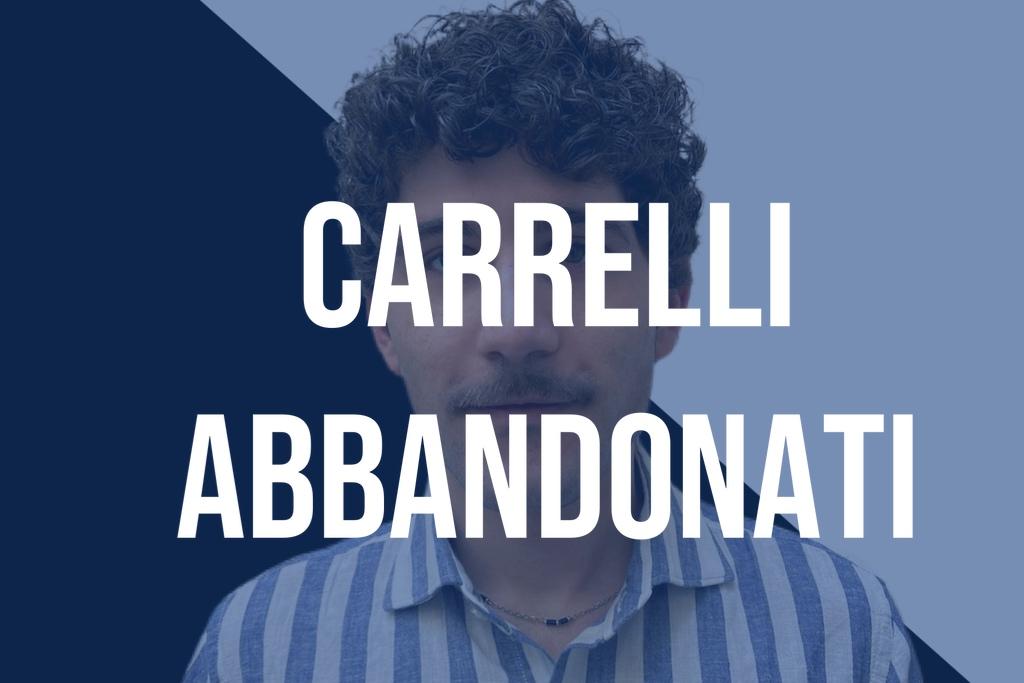 I Carrelli Abbandonati